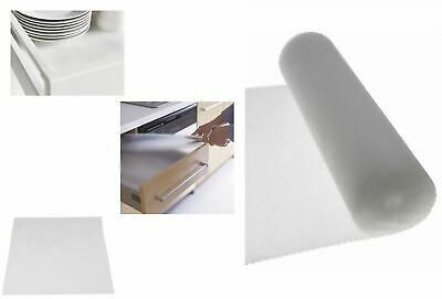 Drawer Liner Non Slip Kitchen Cupboard Cabinet Shelf Protecter Mat 30cm x 120cm