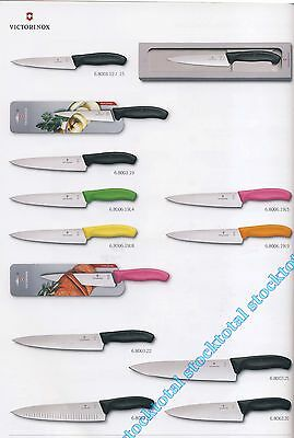 Victorinox Swiss Classic Cuchillos Domesticos Kitchen Knife P104 6.8003.12