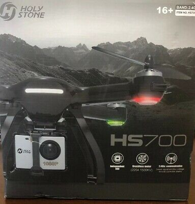 New Holy Stone HS700 GPS FPV Drone With 2K HD Camera WIFI Brushless Quadcopter