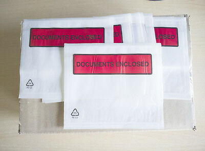 1000 A7 C7 PRINTED DOCUMENT ENCLOSED WALLETS// ENVELOPES WITH FREE 24h DELIVERY