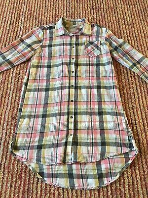 Girls Long Shirt By Next Age 13
