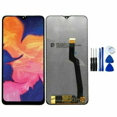 Per Samsung Galaxy A10 A105 LCD Display Touch Screen Assembly Schermo LOT BT02