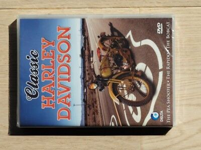 harley davidson DVD 'the first years' SEALED
