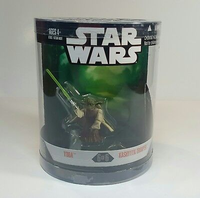 Star Wars Order 66 Yoda Figure Only 6 of 6 Hasbro 2006 Target