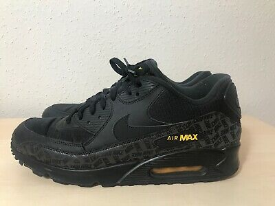 Nike Air Max 90 BlackBlack Amarillo For Sale