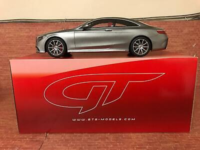 1:18 Mercedes-Benz AMG S63 Coupe GT Spirit Limited Edition Diecast