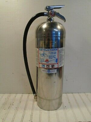 American LaFrance Fire Extinguisher Model WP-61 WORKS Water Can 2-1/2 gal.