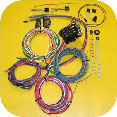 Complete Wiring Harness IMC Scout II Toyota Land Cruiser FJ40 Ford Bronco Truck