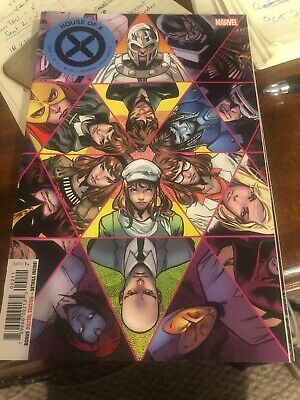 HOUSE OF X #2 1st Printing Cover A