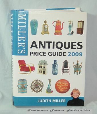 Excellent Research Reference Miller's Antiques Price Guide HALF SHIPPING OFF!!