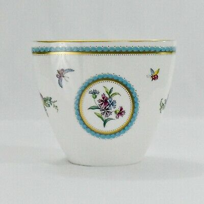 "Spode Fine Bone China 4"" Mini Vase Trapnell Sprays Pattern - F1427-F"