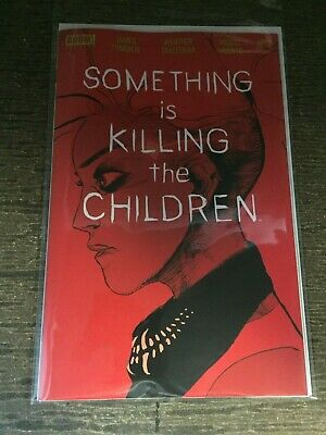 SOMETHING IS KILLING THE CHILDREN 2 first 1st print 2A NM BOOM! 2019 tynion IV