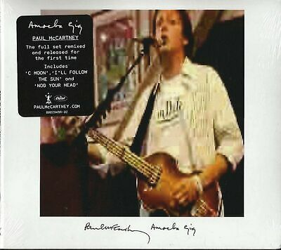 Paul Mccartney - Amoeba Gig - Cd - Nuevo