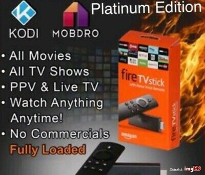 Amazon Fire Stick HD Alexa - Premium HD  Live Sports | Movies |TV Shows |Kids TV