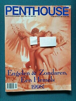 Dutch penthouse new years number 1997-1998 Nicole and Kelly , Angels SM