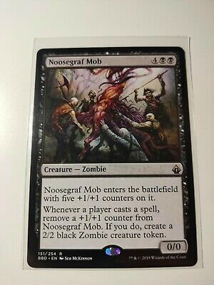 English x1 Noosegraf Mob MTG Battlebond R M//NM