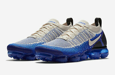 Nike Air Vapormax Flyknit 2 Shoes Model 942842-204 Size 12 Msrp $190
