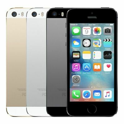 Apple iPhone 5S 16GB Unlocked Various Colours
