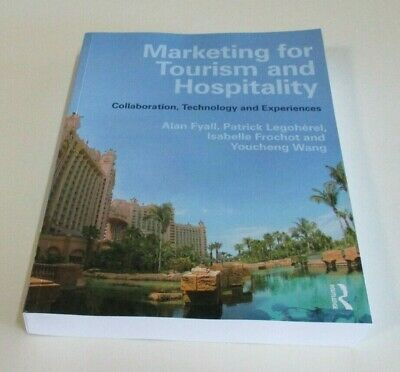 'Marketing for Tourism & Hospitality...' Textbook - Fyall et al. Routledge 2019