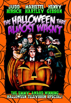 NEW DVD HALLOWEEN THAT ALMOST WASN'T NIGHT THAT DRACULA SAVED THE WORLD wasnt