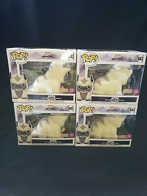 Funko Pop Avatar The Last Airbender Appa Flocked Box Lunch Exclusive 6 inch