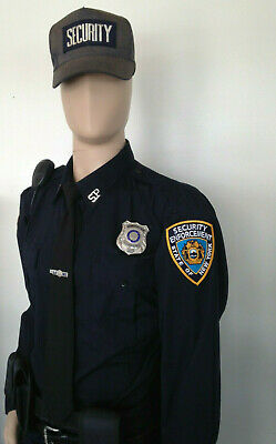 Security Enforcement Uniform for New York State Licenced Security Officers