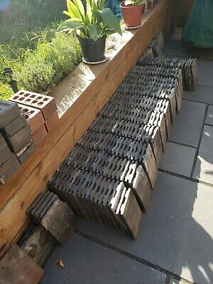 Reclaimed Staffordshire Blue roof tiles