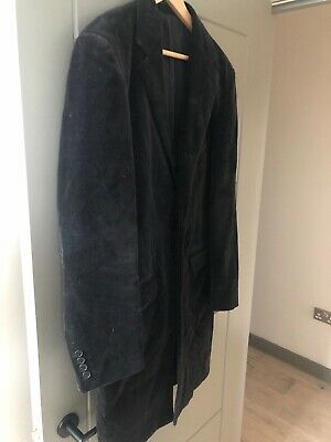 Selected Homme From John Lewis Winter  Mens Coat Jacket Black Size M