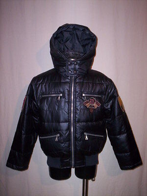 Jacket Jacket Bomber Wampum Wpm Child Boy Jacket Grey Black S M L XL