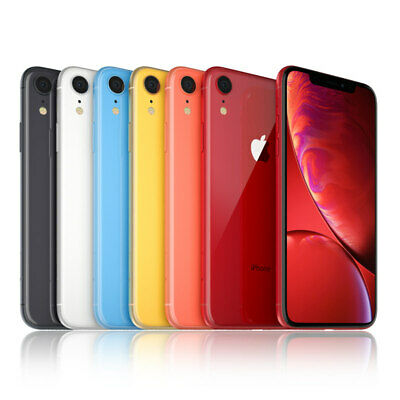 Apple iPhone XR 64gb - Sprint - Boost Mobile - Virgin Mobile - Smartphone