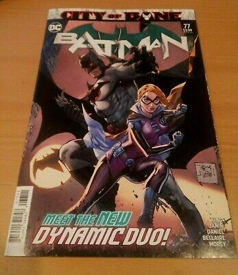 Batman #77 - City Of Bane Part 3 - Death Of Alfred -  1St Printing - Dc