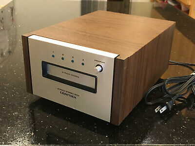 Centrex by Pioneer 8-Track Deck TH-30