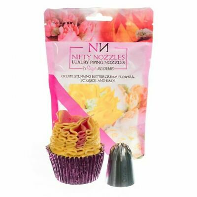 -18 X Luxury Nifty Nozzles By Sugar & Crumbs-- Genuine Russian Nozzles--XLarge-