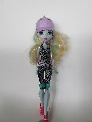 Lagoona Blue How do you boo? Monster High Doll Excellent used condition