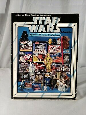 1994 Tomart's Price Guide to Worldwide Star Wars Collectibles.