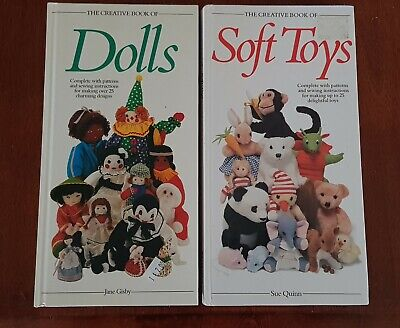 2 The Creative Book Of Soft Toys & Dolls