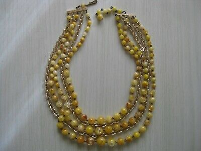 Two Vintage Necklaces.