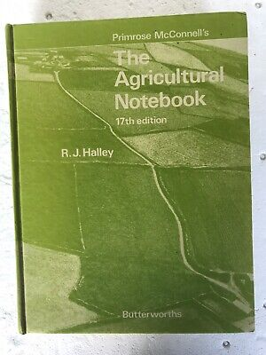 Primrose McConnel's The Agricultural Notebook 17th Edition