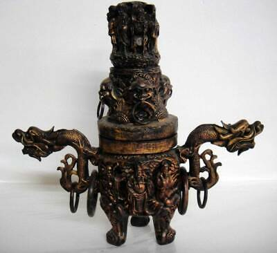Antique Chinese incense burner