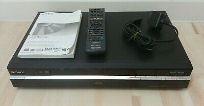 Sony RDR-HXD995 250GB HDMI DVD HDD Hard Disk Recorder With Freeview