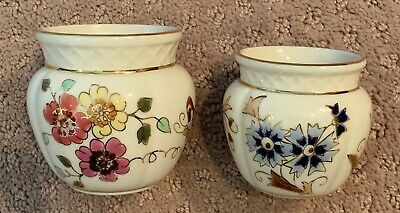 Zsolnay Hungary Hand Painted Porcelain PECS 1853 Numbered