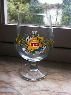 Verre Lipton Ice Tea de la collection UEFA champions