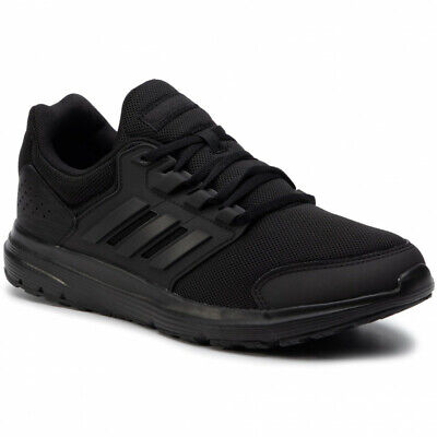 Details about Adidas Men GALAXY 4 Shoes Running Black Training Sneakers Casual GYM Shoe EE7917