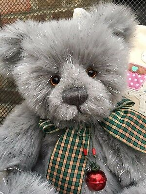 Charlie Bears Star - QVC Secret Collection 2010, Only 900 Ever Made - Rare HTF