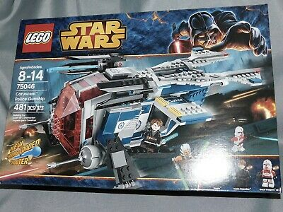 Lego Star Wars Set 75046 Coruscant Police Gunship New Factory Sealed Box