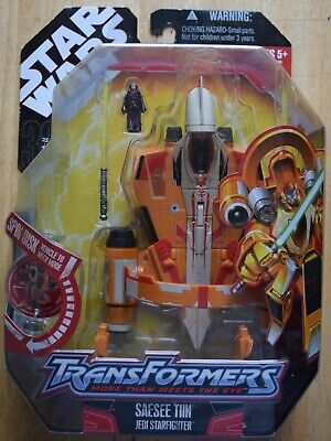 Star Wars Transformers Crossovers Saesee Tiin. New