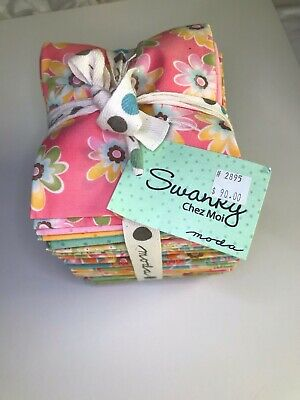 Moda Swanky Chez Moi Fat Quarter Bundle