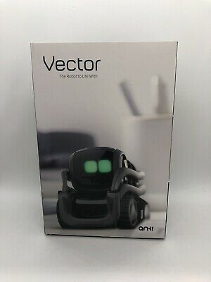 Vector Robot by Anki, A Home Robot Who Hangs Out and Helps Out OPEN BOX A1