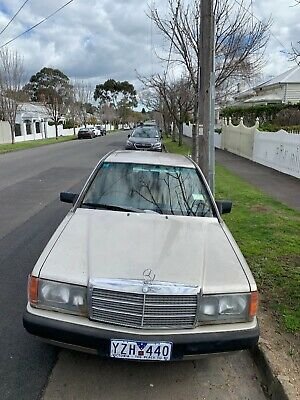 Mercedes 190e 1989, Low Kms, Low Price