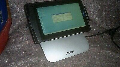 Micros mStation (400374-020) and mTablet R-Series (400962-102)